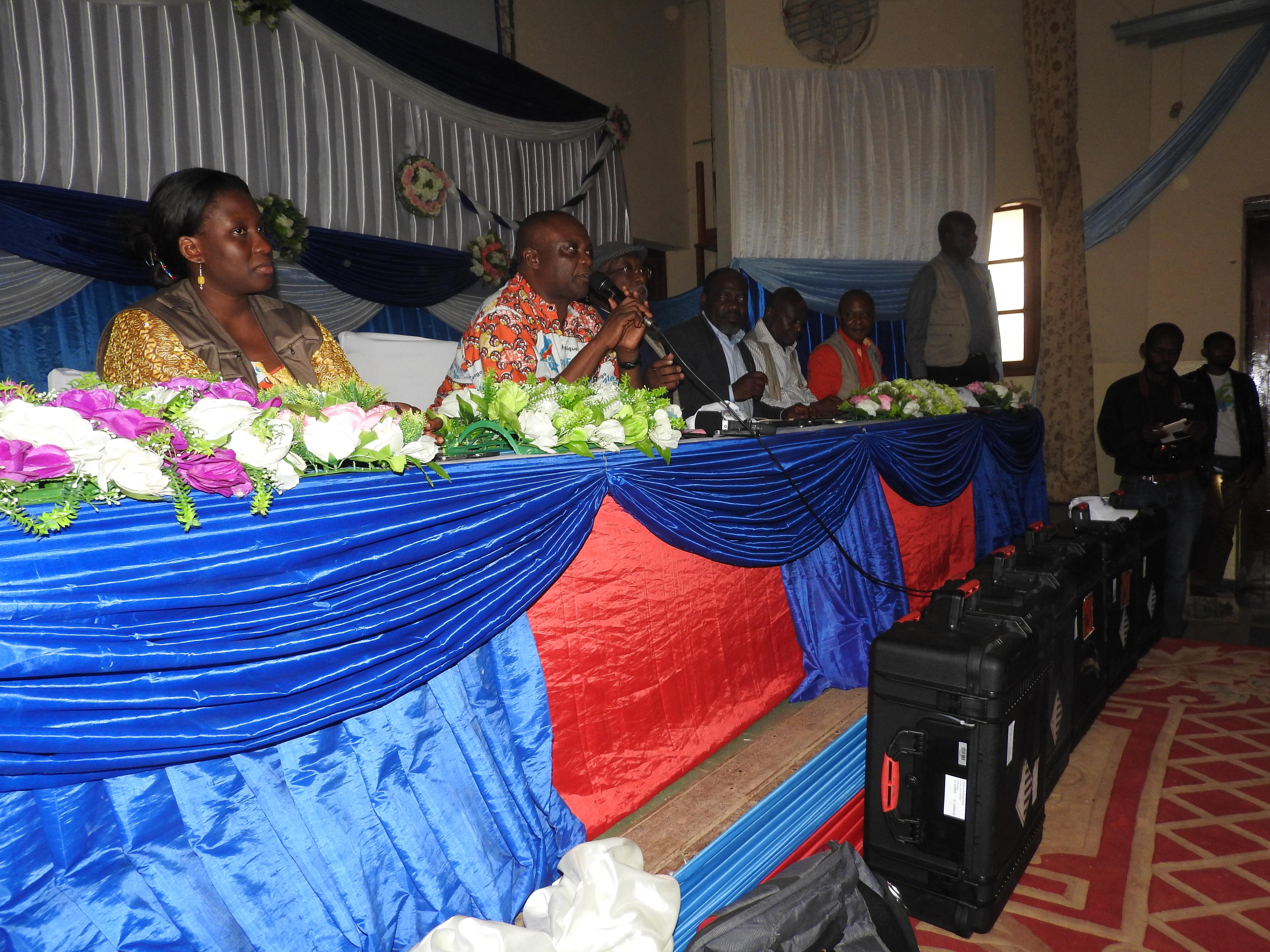 Sud-kivu : Kantintima annonce l'enrôlement des électeurs début décembre 2016
