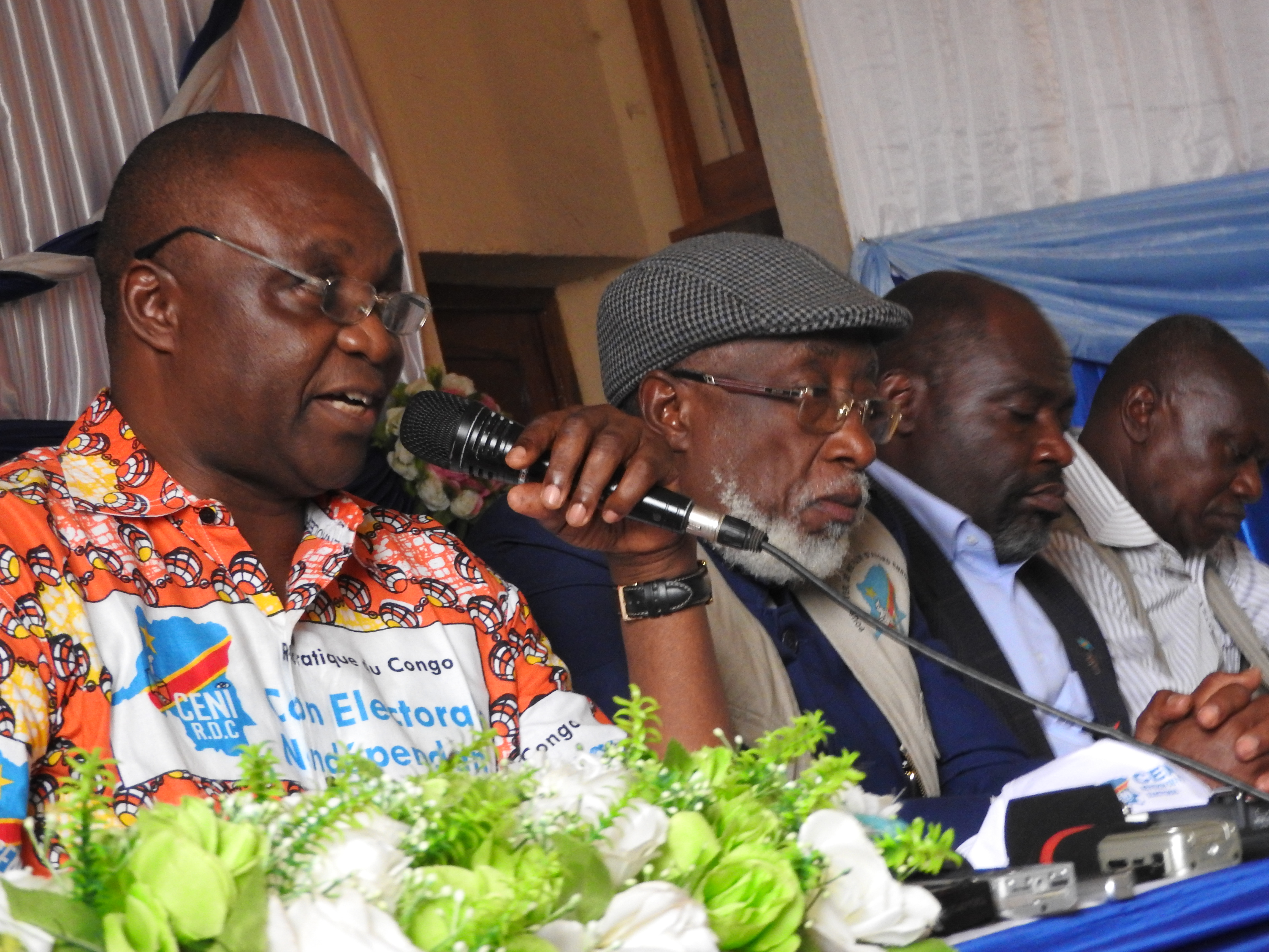 Basengezi Kantintima : Au Sud-Kivu, la CENI va enrôler plus de 2 million 600 mille électeurs au 31 juillet 2017