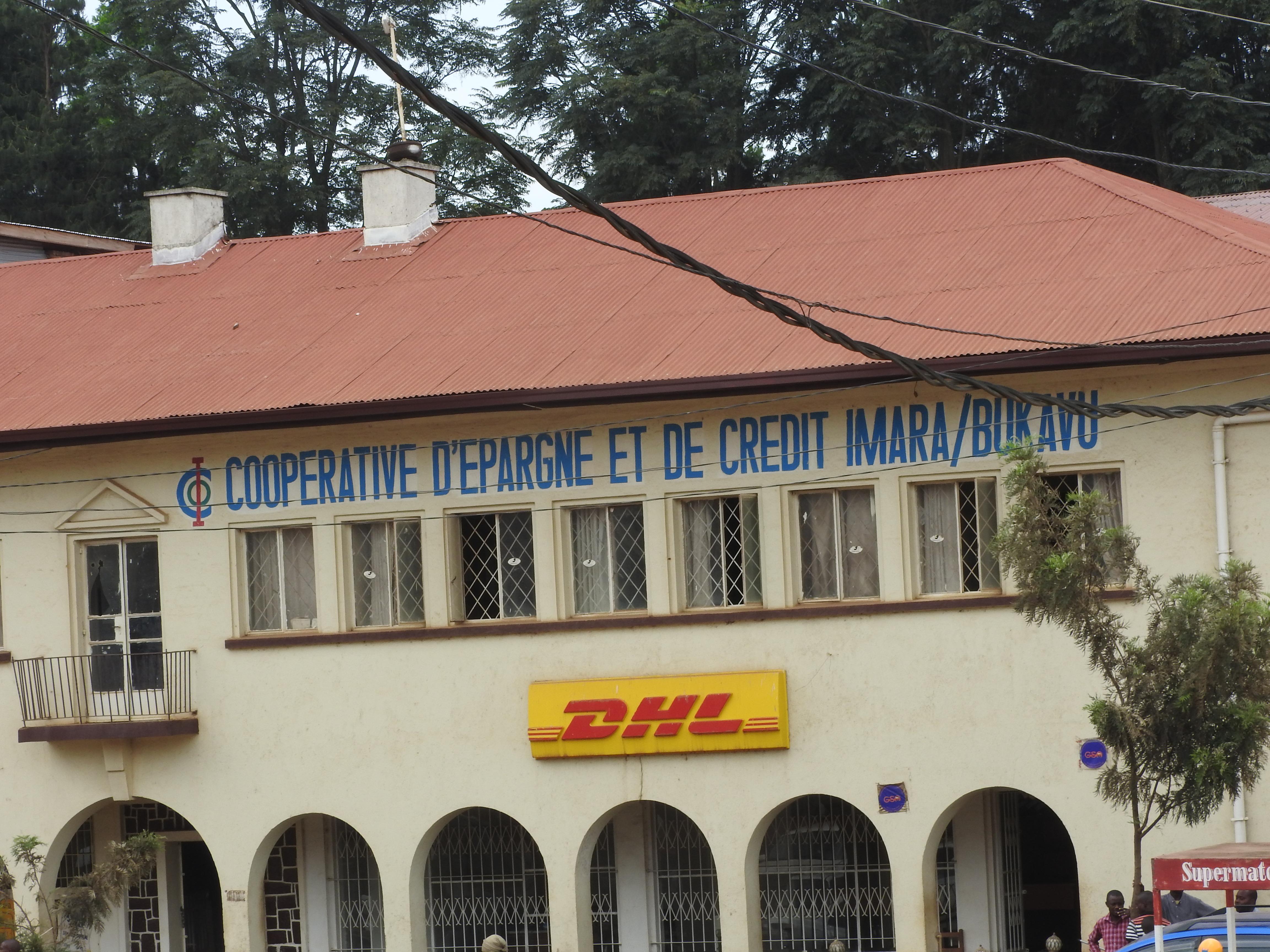 « Toutes les institutions de micro finance de Bukavu ne sont pas en difficulté », selon le professeur Mutabazi