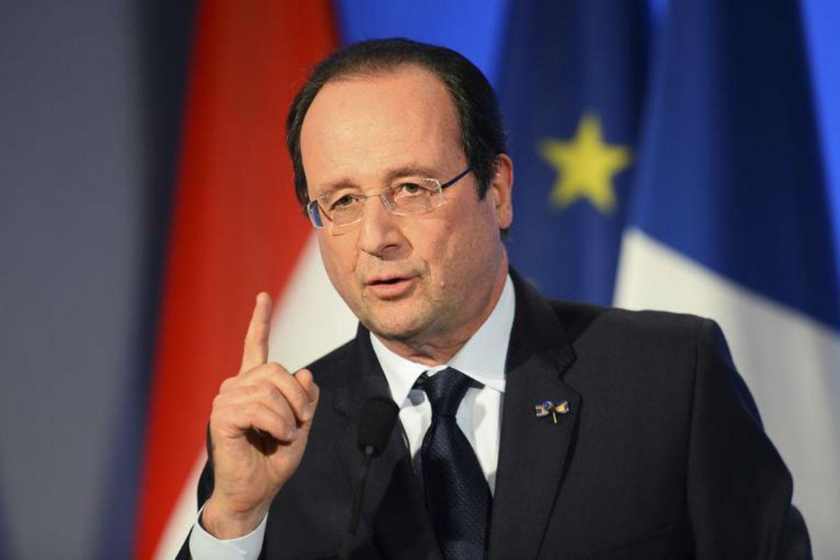 François Hollande: En République démocratique du Congo il y a une Constitution, elle doit être respectée