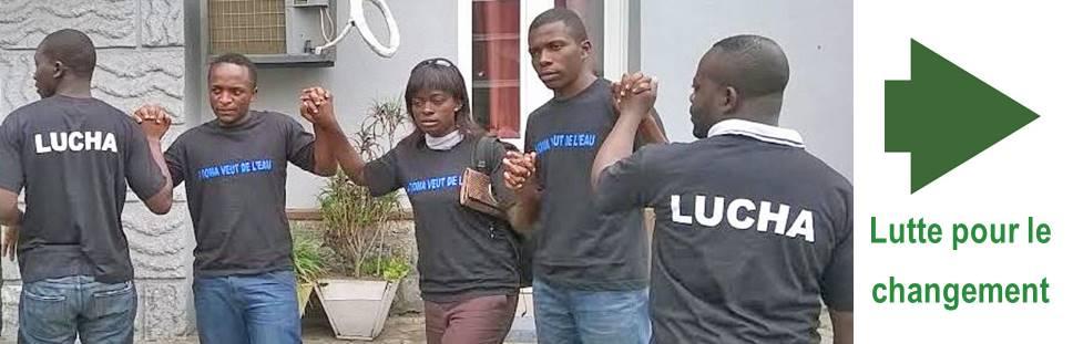 Lucha (Sud-Kivu) : « Peu importe les menaces, la Lucha poursuit son combat »