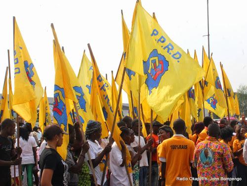 Pour le PPRD, le meeting du Rassemblement à Bukavu était un échec