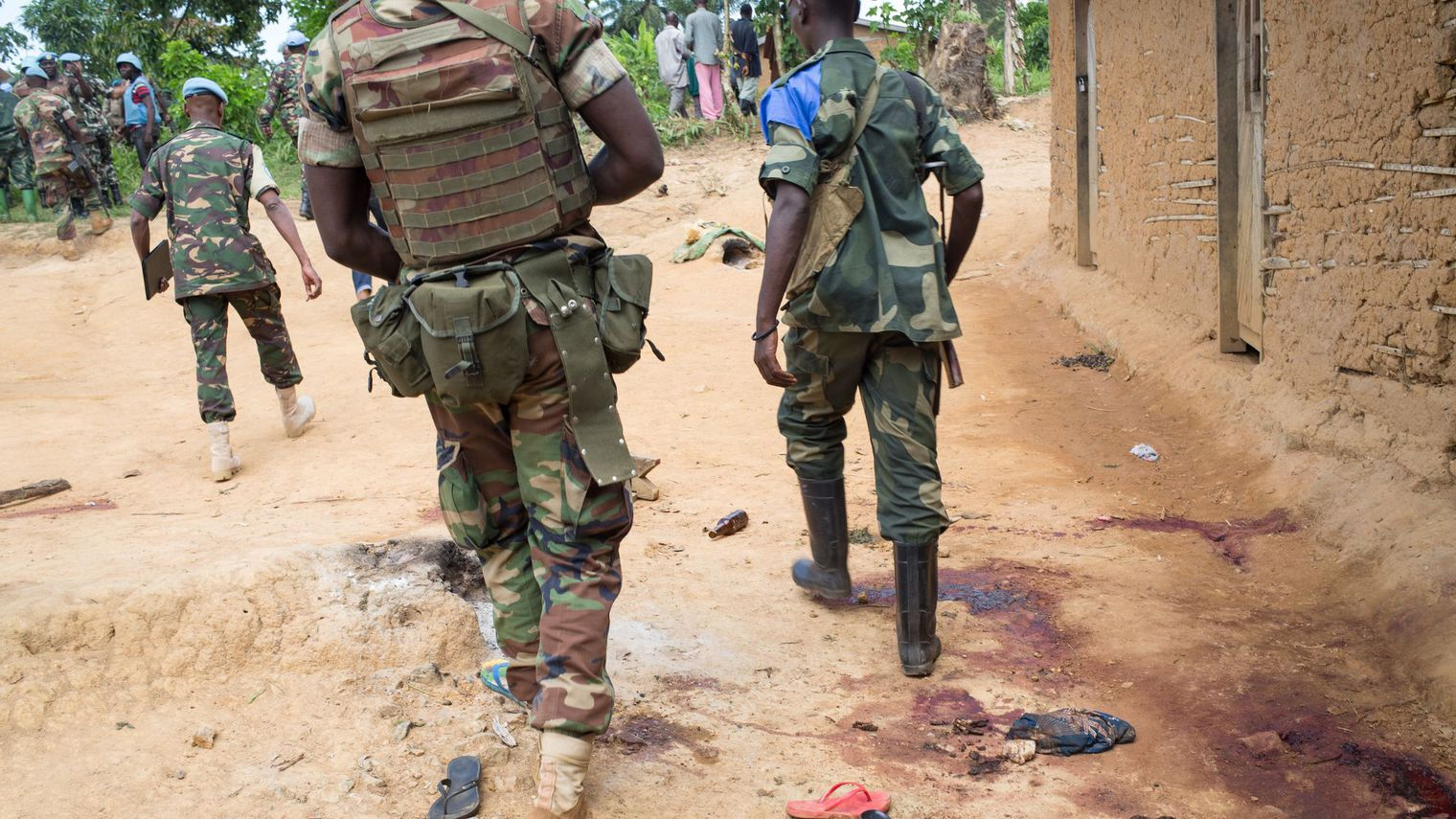 Sud-Kivu : 5 morts dans une attaque contre le véhicule d'un ministre provincial