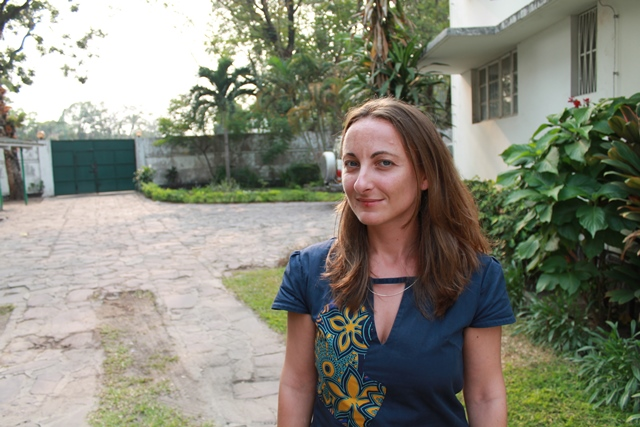Margot Tedesco : Le bureau du Procureur de la CPI suit de très près la situation politique actuelle en RDC (Interview)