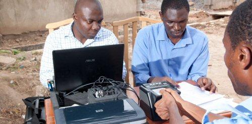 CENI : lancement de l'opération d'enrôlement et identification des électeurs à Hombo nord (Kalehe)