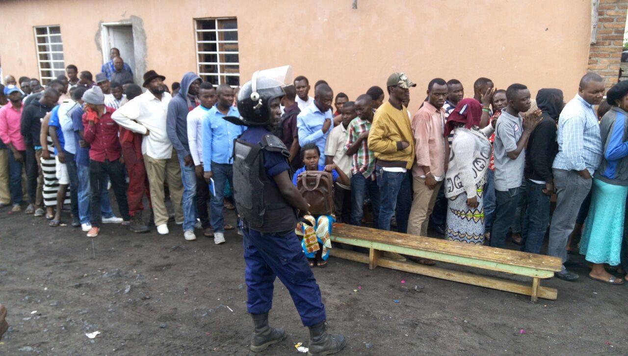 Sud Kivu : lancement des opérations d'enrôlement des électeurs par la CENI ce mardi 13 décembre 2016