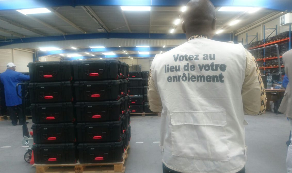 CENI: 12 nouveaux centres d'enrôlement des électeurs opérationnels dans la ville de Bukavu
