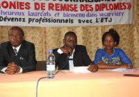 RDC : L'Ecole technique de journalisme vient d'être agréée par le Ministère de la formation professionnelle