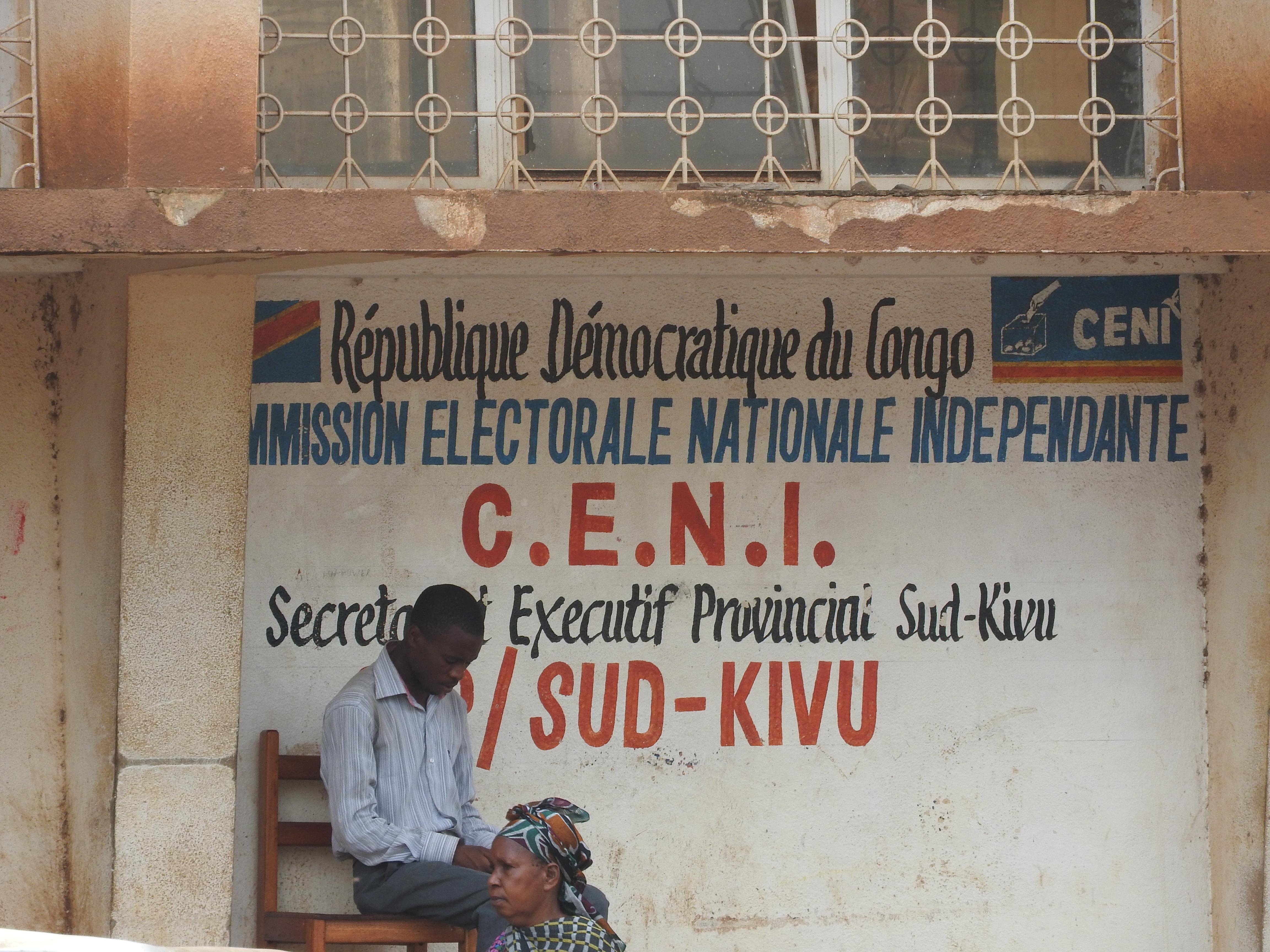 Bukavu : la CENI forme les Opérateurs de saisie et les préposés à l'identification