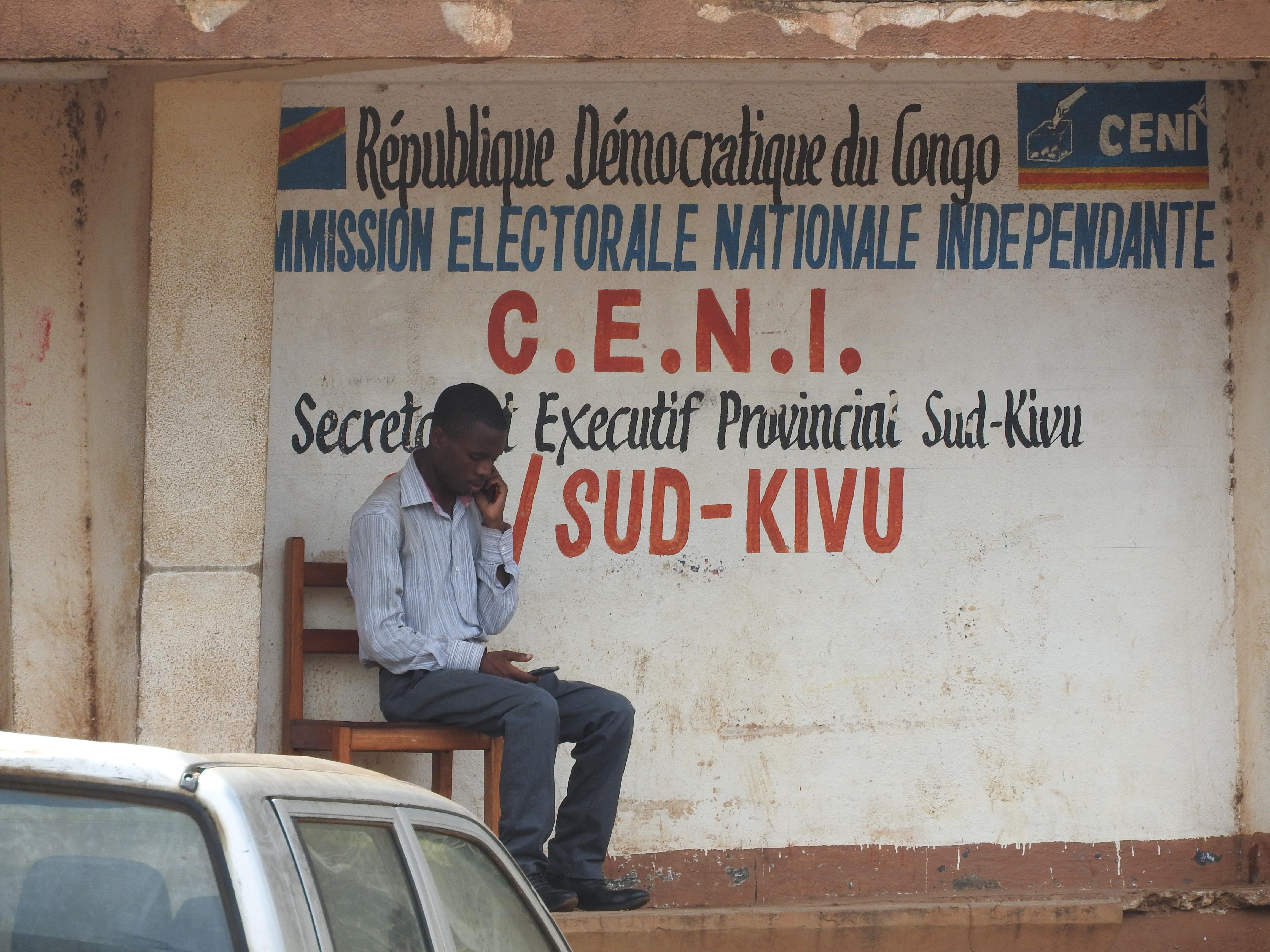Bukavu : des habitants se plaignent de la lenteur observée dans des centres d'enrôlement (Reportage)
