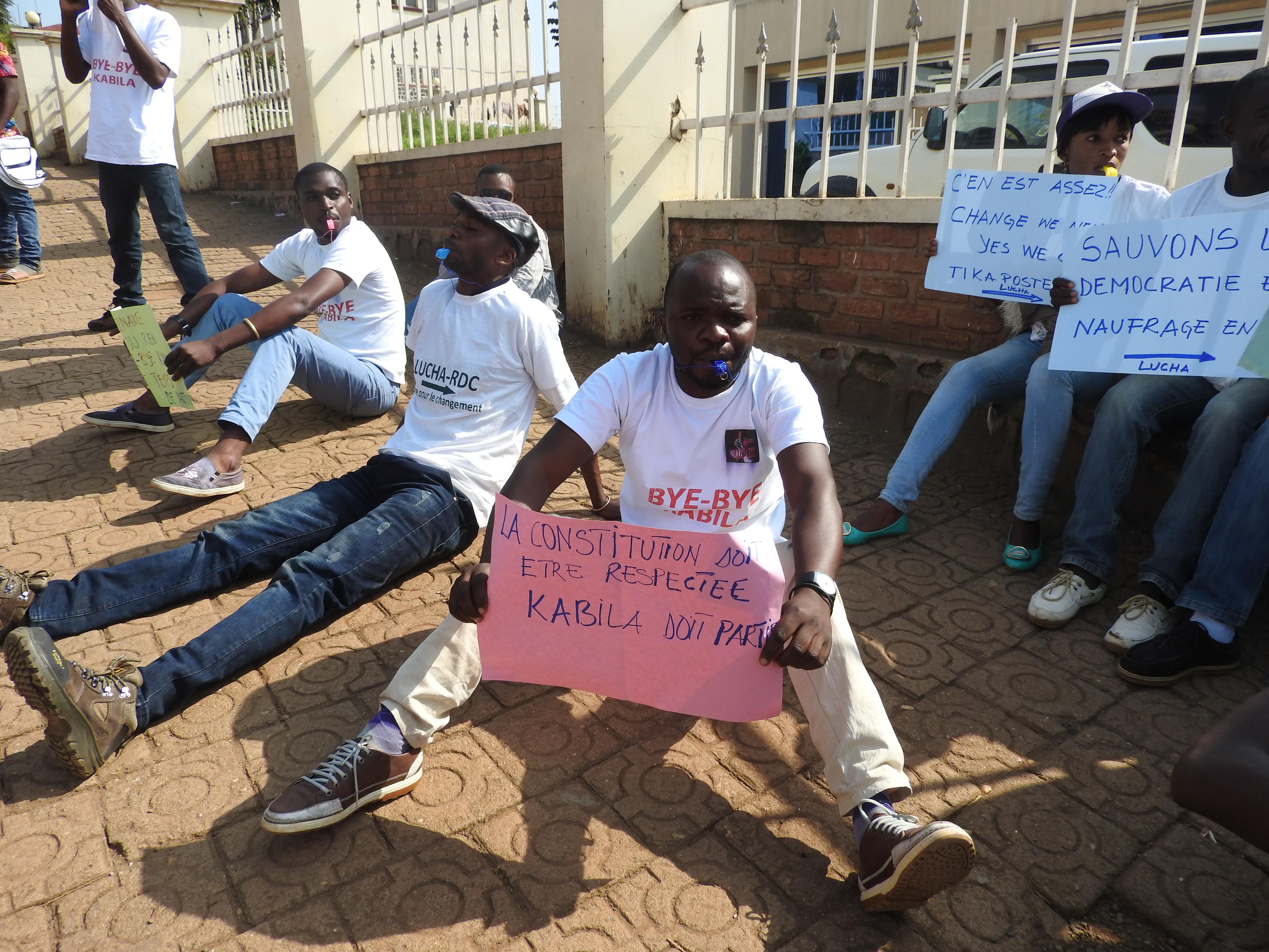 LUCHA : le destin de la RDC est dans les mains du peuple