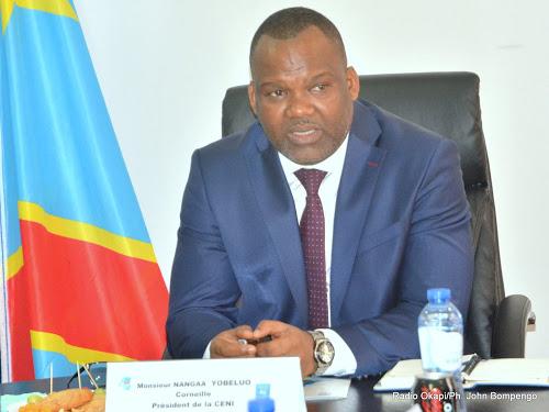 RDC (CENI) : Il n'y aura pas  élections avant novembre 2018