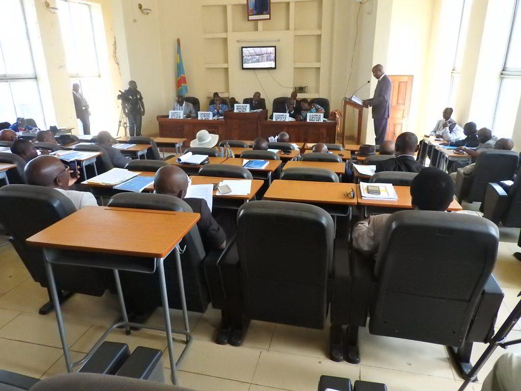 Sud-Kivu : Validation du rapport d'exécution budgétaire, la société civile déçue