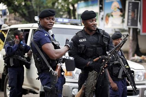 19 décembre 2016 : un dispositif sécuritaire important dans plusieurs villes de la RDC