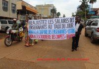Journée sans enseignants: voici les trois revendications des enseignants du Sud Kivu