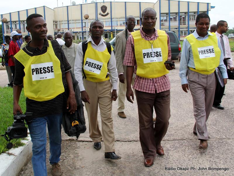 Kinshasa : création d'une plate-forme des médias d'informations en ligne