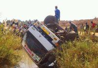Fizi : 19 morts et plusieurs blessés, bilan d'un accident de circulation près de Baraka