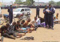 """Les 19 présumés voleurs  arrêtés à Kadutu se sont évadés."""" Les policiers complices sont déjà aux arrêts"""" précise Bekao Munyole (Bourgmestre)"""