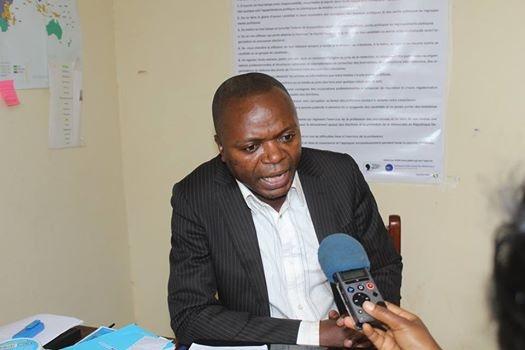 Darius Kitoga (UNPC) : « les politiciens doivent s'adresser d'abord à la maison de presse du journaliste avant de couvrir leurs activités »