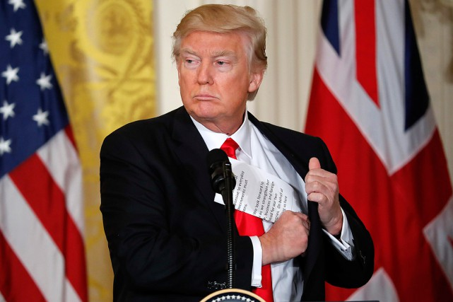 """Les États Unis """"déçus """"  de l'échec des négociations pour la mise en œuvre de l'accord"""