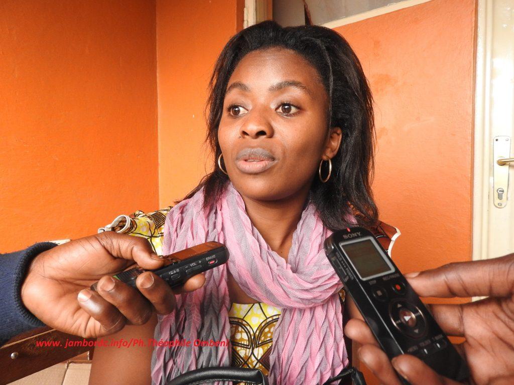Douce Namwezi (AFEM) : «  Le journaliste doit fustiger les injustices liées au genre pour une société équilibrée»
