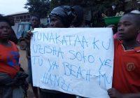 « Le marché Beach Muhanzi n'a pas été vendu », dément Békao Munyole
