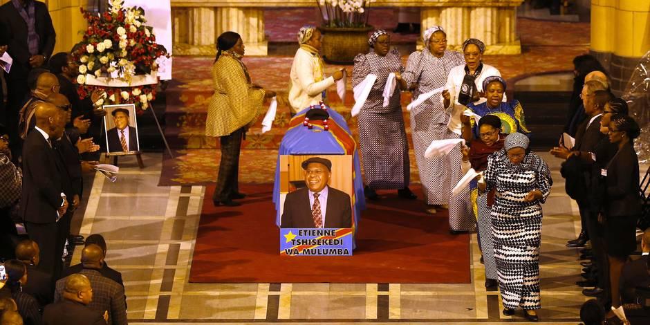 Etienne Tshisekedi : Au 40e jour de sa mort, l'opposant n'est pas toujours enterré