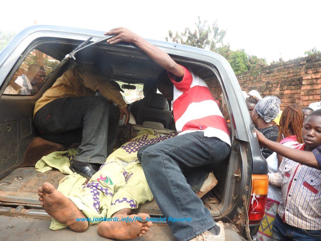 Justice populaire : deux présumés voleurs à mains armées tués à Bukavu