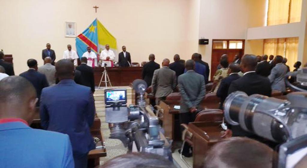 Arrangement particulier : Aucun compromis au centre interdiocésain de Kinshasa