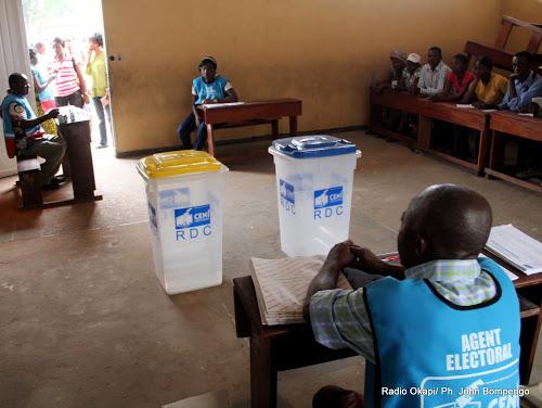Le rôle des jeunes dans le processus électoral (Emission)