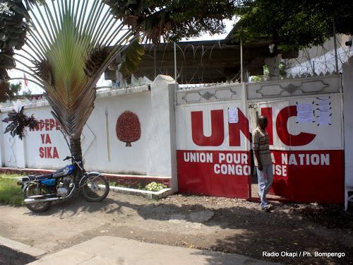 """Steve Matenga(UNC) """"L'UNC tient à ce que les élections soient organisées"""""""