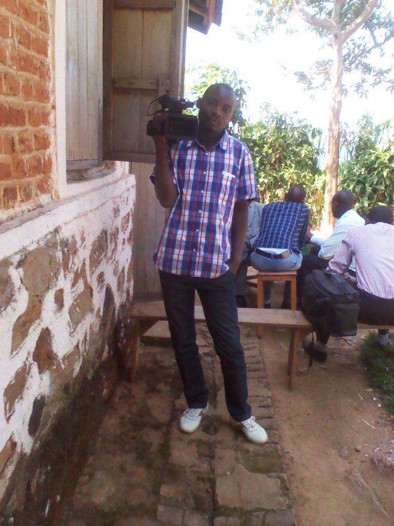 « Le journaliste Albert Cinyabuguma en insécurité », alerte JPDDH