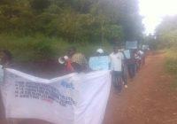 Idjwi : Les habitants manifestent contre l'arrêt de la Cour militaire de Bukavu qui a acquitté Habimana Chance et ses compagnons
