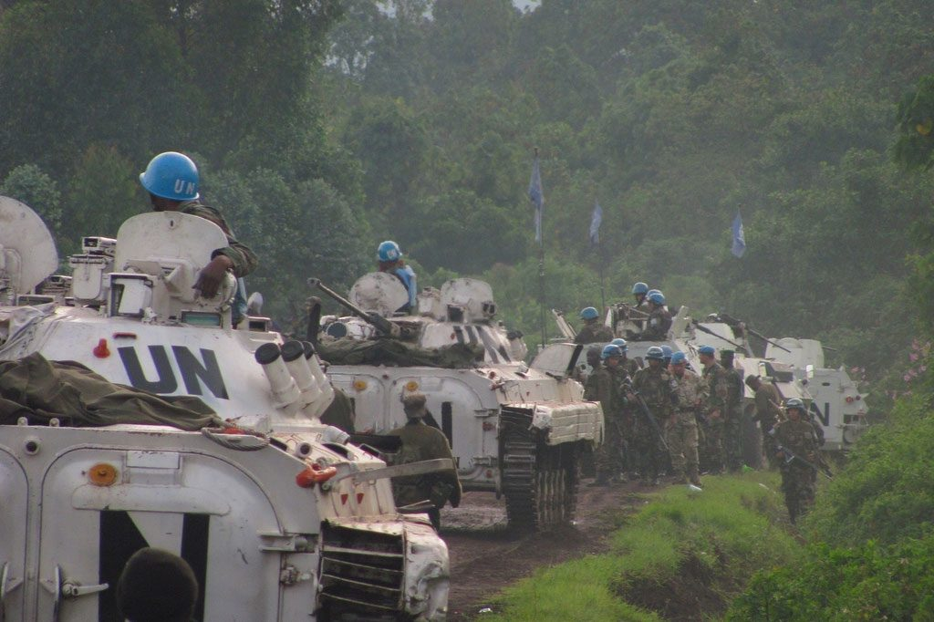 Uvira : Enlevés samedi 14 juillet, les 3 officiers de la Monusco ont été libérés