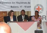 Bukavu : Clôture de la formation des 25 magistrats sur le droit international humanitaire