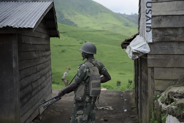 Walungu : Meurtre d'un militaire à Kahembarhi, la population paie le pot cassé