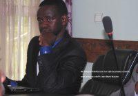 """Me Adolphe Kilomba (Avocat): """" L'information façonne l'individu, construit la démocratie"""""""