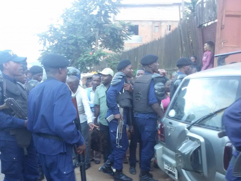 Bukavu : Un chauffeur arrêté pour avoir réclamé son salaire à Nyawera