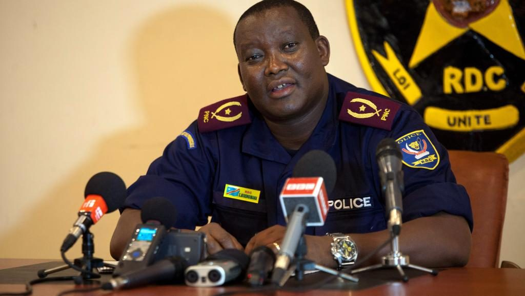 RDC : recrutement au sein de la Police nationale congolaise