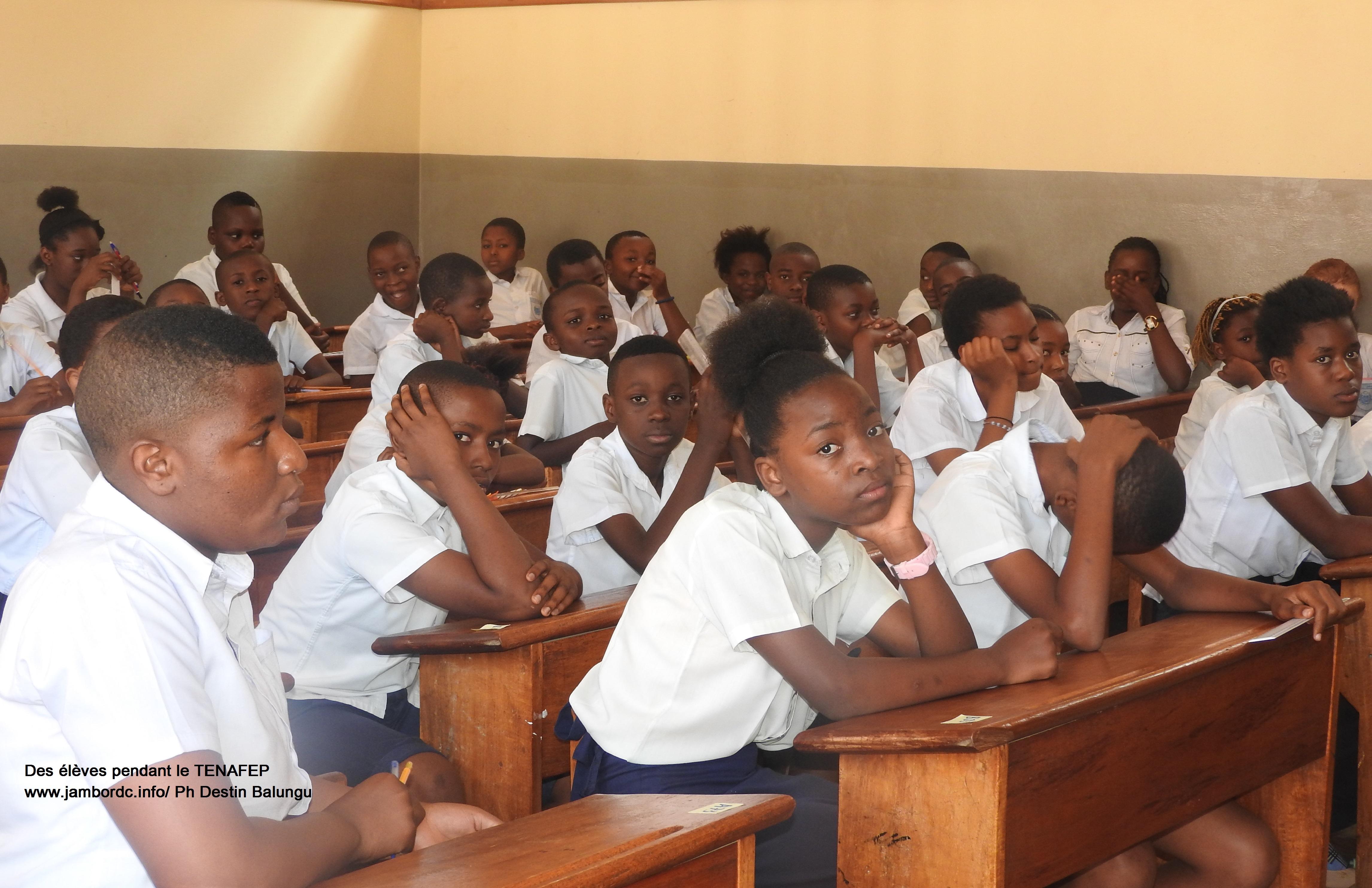 RDC : Les enseignants invités par l'intersyndical à commencer les cours dès ce lundi 12 octobre