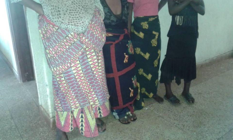 Urgent : Deux femmes suspectées dans l'enlèvement d'enfants à Bukavu sont arrêtées à la police