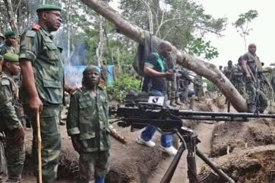 Urgent : Affrontements en cours à Beni entre l'armée et des présumés  miliciens ADF