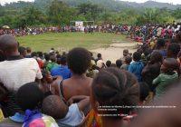 Mitonko (Shabunda) : Le CICR sensibilise sur les violences sexuelles