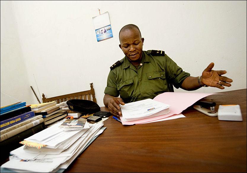 Spoliation des domaines privés de l'Etat : L'auditorat militaire pourchasse les occupants