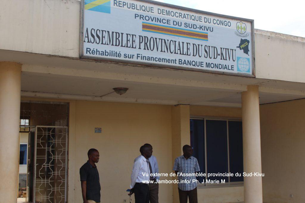Sud-Kivu : Le député Etienne Mushekuru rejette la demande d'une session extraordinaire par ses collègues