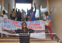 Marche pacifique à Bukavu : La population réclame les élections