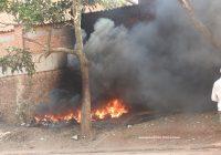 Bukavu : Quatre enfants d'une même famille meurent dans un incendie à Bagira