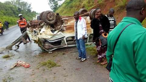 Bukavu : L'excès de vitesse cause de nombreux accidents routiers