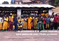Urgent : Crépitement des balles à la prison centrale de Bukavu