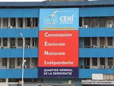 """Elections en Rdc: """". Il n'y a donc pas de raison qui justifierait le report jusque-là», tranche le président de la Ceni"""